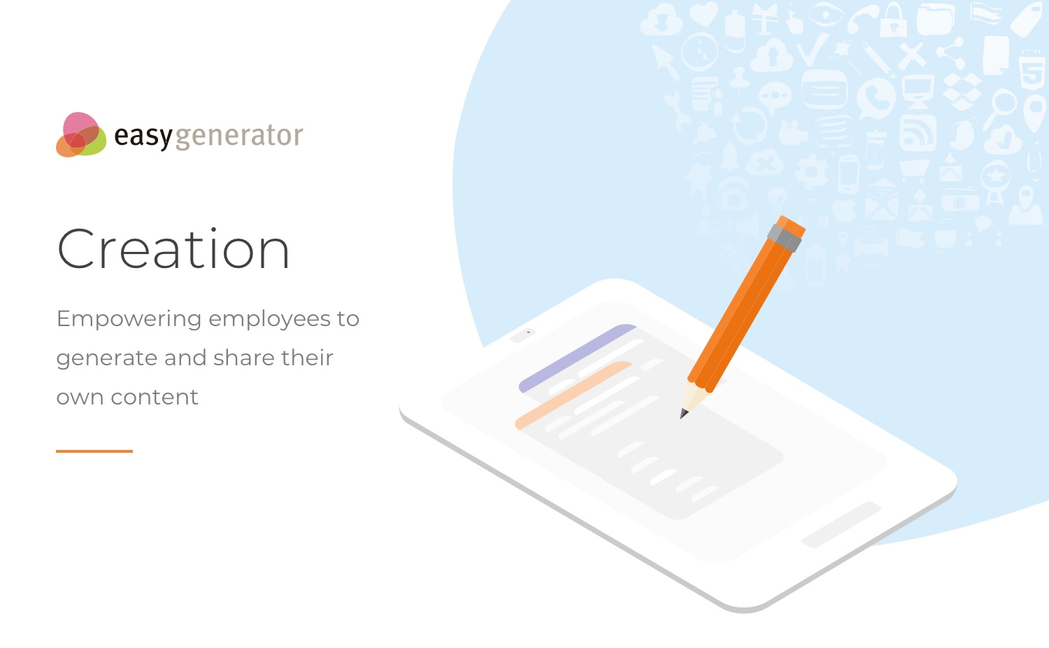 Employee-generated Learning creation