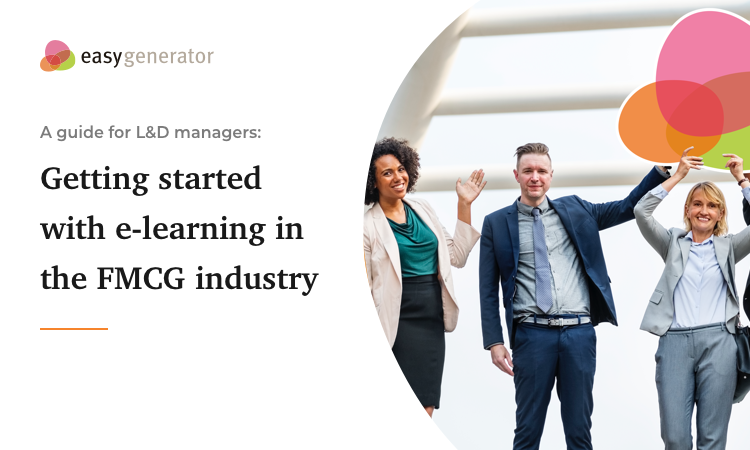 e-learning in the FMCG