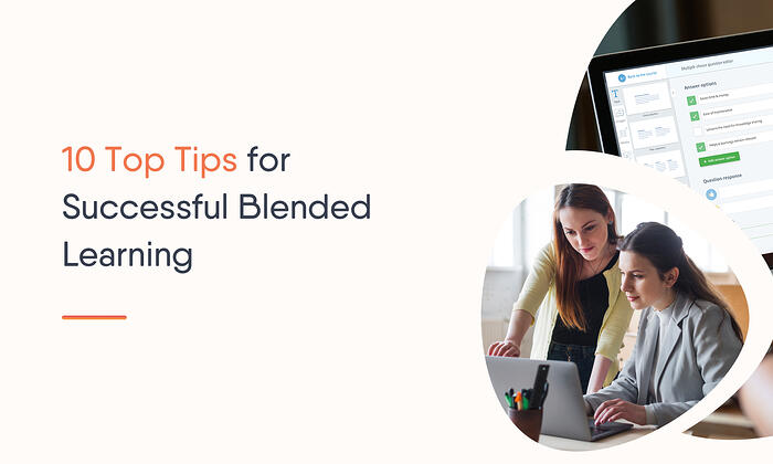Ten Top Tips for Successful Blended Learning@2x
